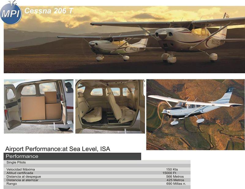 Cessna en bajio